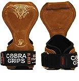 コブラグリップス(Cobra Grips) ブラウンレザー 男性用