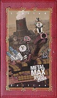 METAL MAX Xeno Reborn(メタルマックスゼノ リボーン) Limited Edition -Switch (【初回生産特典】生誕祭記念特別仕様 初代MMオマージュ『特製リバーシブル・ジャケット』  &a