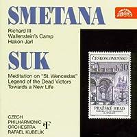 Smetana;Richard III/Suk;Medita