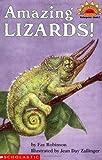 Amazing Lizards! (Hello Reader Science Level 2)