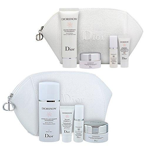 ディオール(Dior) 【2セット】ディオール スノー 5点セット A+B [並行輸入品]