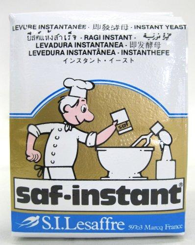 サフ インスタントドライイースト (耐糖パン用 金ラベル) お徳用 500g