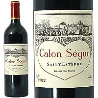 2012 シャトー カロン セギュール 赤ワイン 辛口 フルボディ 750ml Ch.CALON SEGUR カロンセギュール