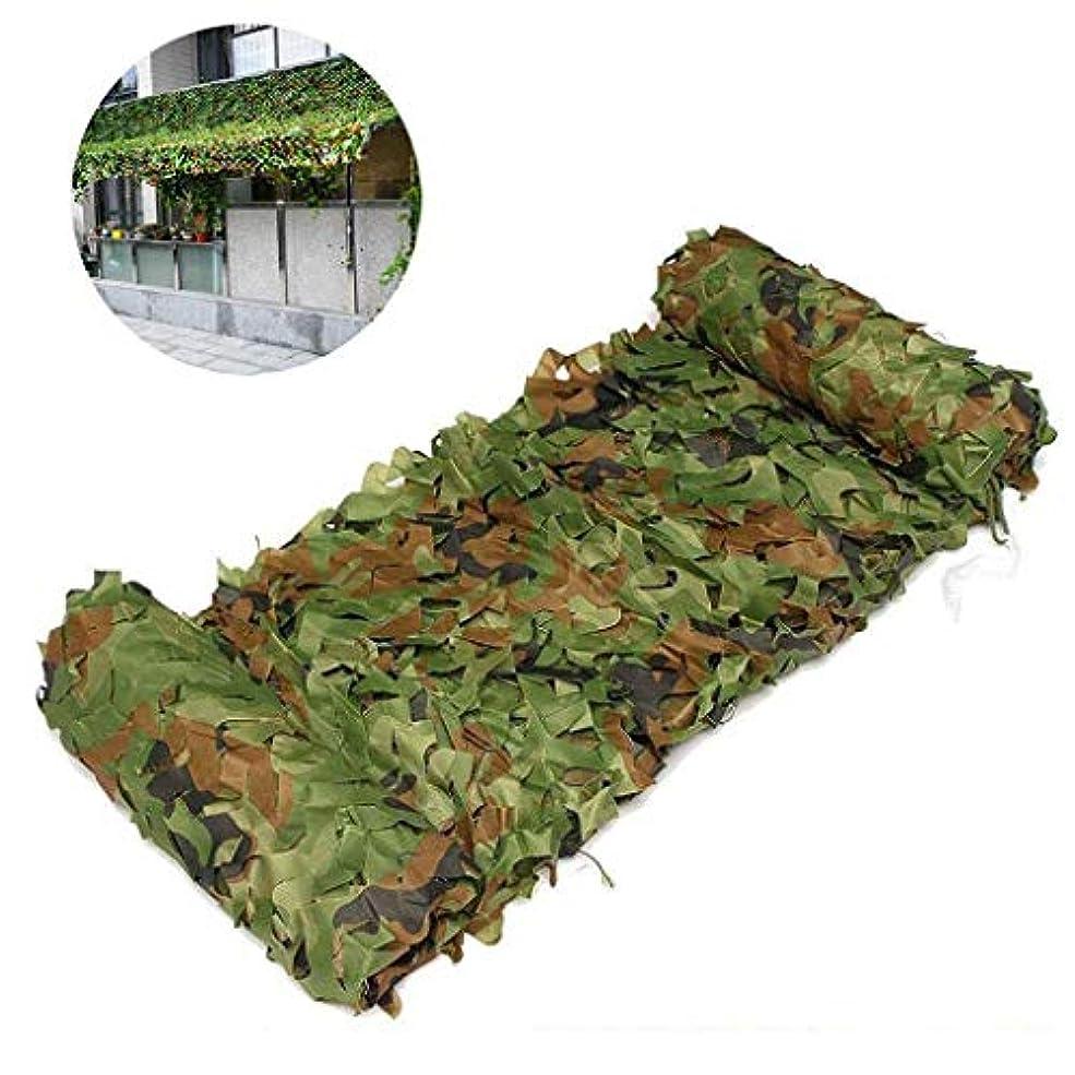 財政抗生物質反逆者迷彩ネッティング迷彩ネット子供のための建物デンマーク軍軍事ハント撮影シェードキャンプテント屋外隠す車のカバー庭の装飾グリーンジャングル (サイズ さいず : 3*4M(9.8*13.1ft))