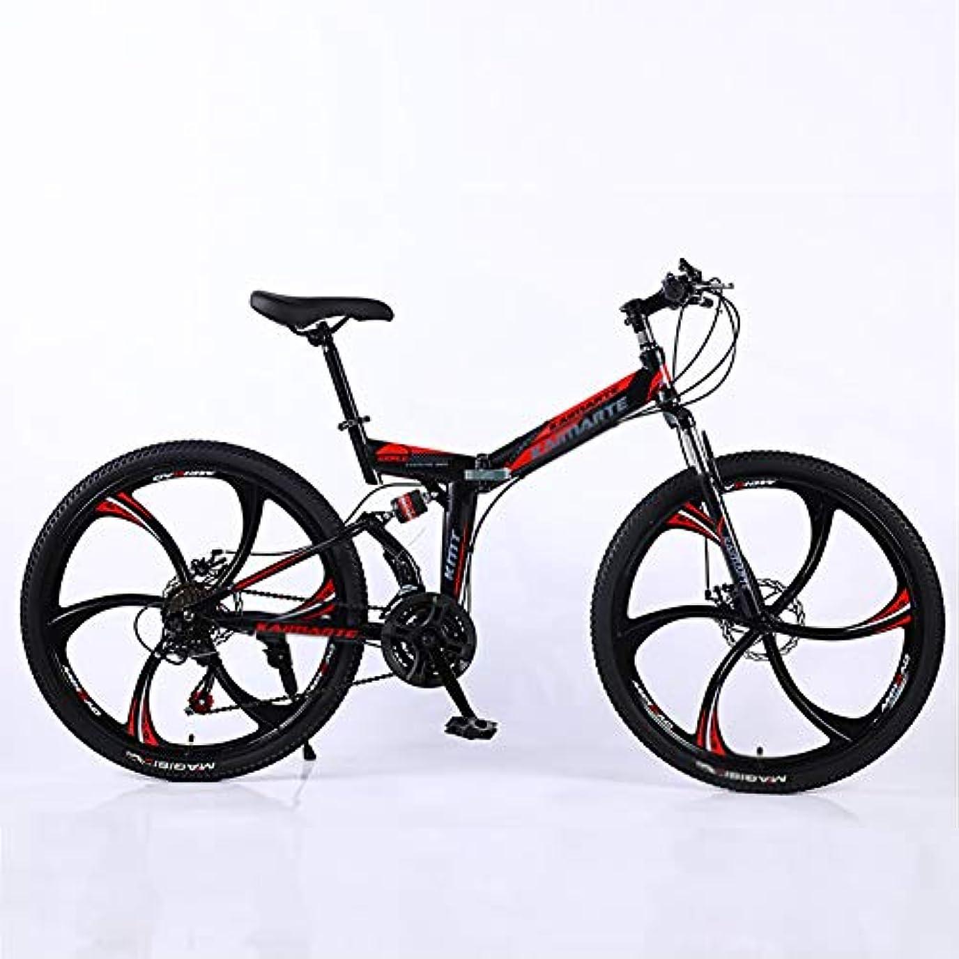 本物引き金訴える男性'S デュアルディスクブレーキ ハードテイル 自転車,クロス バイク を使用 調節可能な座席,26インチ クロスバイク,高-炭素鋼 フレーム