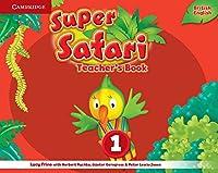 Super Safari Level 1 Teacher's Book (Super Minds)