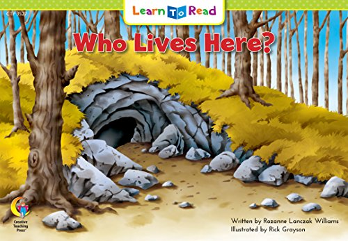 Who Lives Here? (Emergent Reader Science; Level 2)の詳細を見る