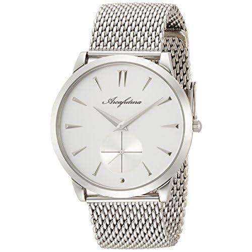 [アルカフトゥーラ]ARCA FUTURA 腕時計 クォーツ 699WH-M メンズ