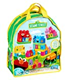 Mega Bloks Lets Build Sesame Street Buildableプレイセット