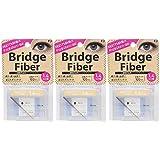 FD ブリッジファイバーII (眼瞼下垂防止テープ) 3個セット 肌色 1.4mm