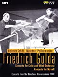 Gulda: Concerto for Cello and Wind Orchectra, Concerto for Myself [DVD] [Import]