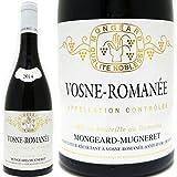 モンジャール・ミュニュレ ヴォーヌ・ロマネ[2014] [正規品] 赤ワイン/辛口 [750ml]