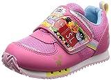 [アンパンマン] 運動靴 マジック ゆったり 軽量 抗菌防臭 キッズ APM C145 ピンク 16 cm 2E
