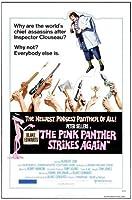 ピンクパンサー映画ポスターStrikes Again 24inx36in # 01