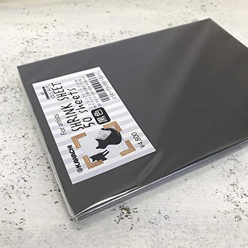 プラバン doArtオリジナルプラバン黒色0.2 B6 50枚入りアーティストパック