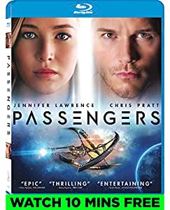 Passengers (2016) - Blu-ray/UltraViolet