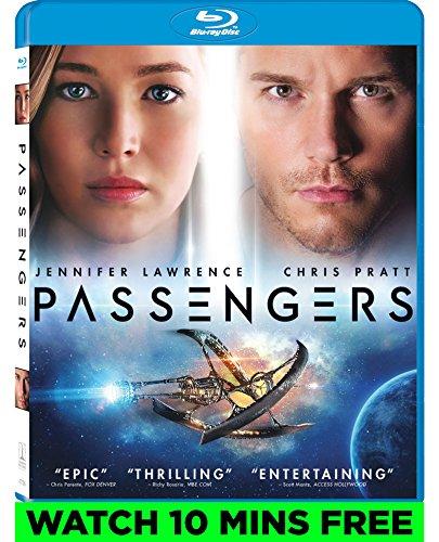 Passengers/ [Blu-ray] [Import]の詳細を見る