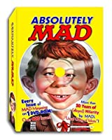 Absolutely MAD Magazine - 50+ Years [並行輸入品]