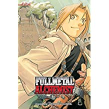 Fullmetal Alchemist (3-in-1 Edition), Vol. 4: Includes vols. 10, 11 & 12