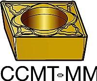 サンドビック コロターン107 旋削用ポジ・チップ 2025 CCMT09T304MM 2025 [10個分]