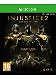 Injustice 2 Legendary Edition Day One Edition - Steelbook with exclusive DLC (Xbox One) (輸入版)