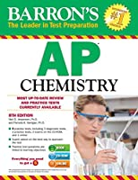 Barron's AP Chemistry with CD-ROM