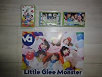 LITTLE GLEE MONSTER joyful monster TSUTAYA カレンダー 3種
