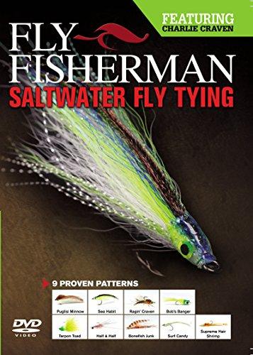 Fly Fisherman Saltwater Fly Tying DVD