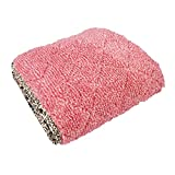 西川 リビング ボレリー 敷きパッド 100×205cm BO-1132 ピンク 2062-13290