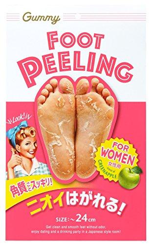石澤研究所 グミー フットピーリング FOR WOMEN