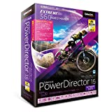 サイバーリンク PowerDirector 15 Ultimate Suite 乗換UPG