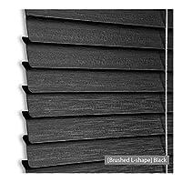 ブラインドカーテン ビジネスの雰囲気 プライバシー保護 オフィス環境を強化する PVC環境保護材料 45サイズ(WxH) HENGYUS (Color : A, Size : 90x130cm)