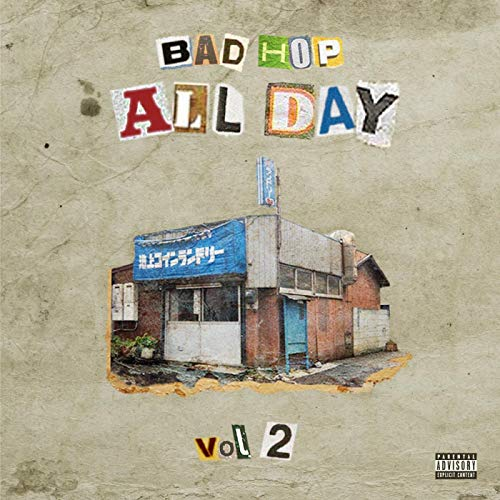 BADHOP ALLDAY vol.2 [Explicit]