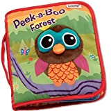 Lamaze 布絵本 Softbook Peek-A-Boo Forest