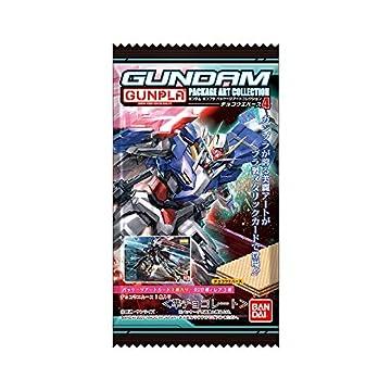 GUNDAMガンプラパッケージアートコレクション チョコウエハース4 (20個入) 食玩・チョコレート (ガンダムシリーズ)