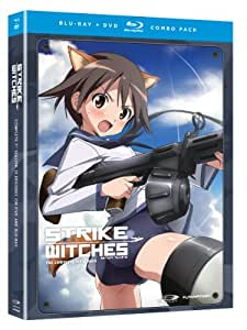 Strike Witches (ストライクウィッチーズ 第1期 DVD & BD-BOX 北米版)[Blu-ray][Import]