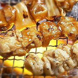 国産若鶏 焼き鳥50本セット もも串 むね串 ぼんじり串 つくね串 豚ハツ串各10本 やきとり 冷凍