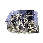 1/35 デルタフォース アメリカ陸軍特殊部隊 (ソマリア 1993)