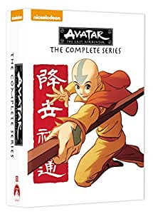 Avatar: the Last Airbender - the Complete Series [DVD] [Import]