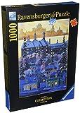 1000ピース ジグソーパズル Quebec City seen fr.Lévis (70 x 50 cm)