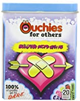 海外直送品Adhesive Bandages Anti-Bullyz, 20 CT by Ouchies