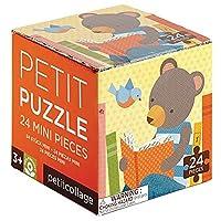 Petit Collage Petit Puzzle, Reading Bear by Petit Collage [並行輸入品]