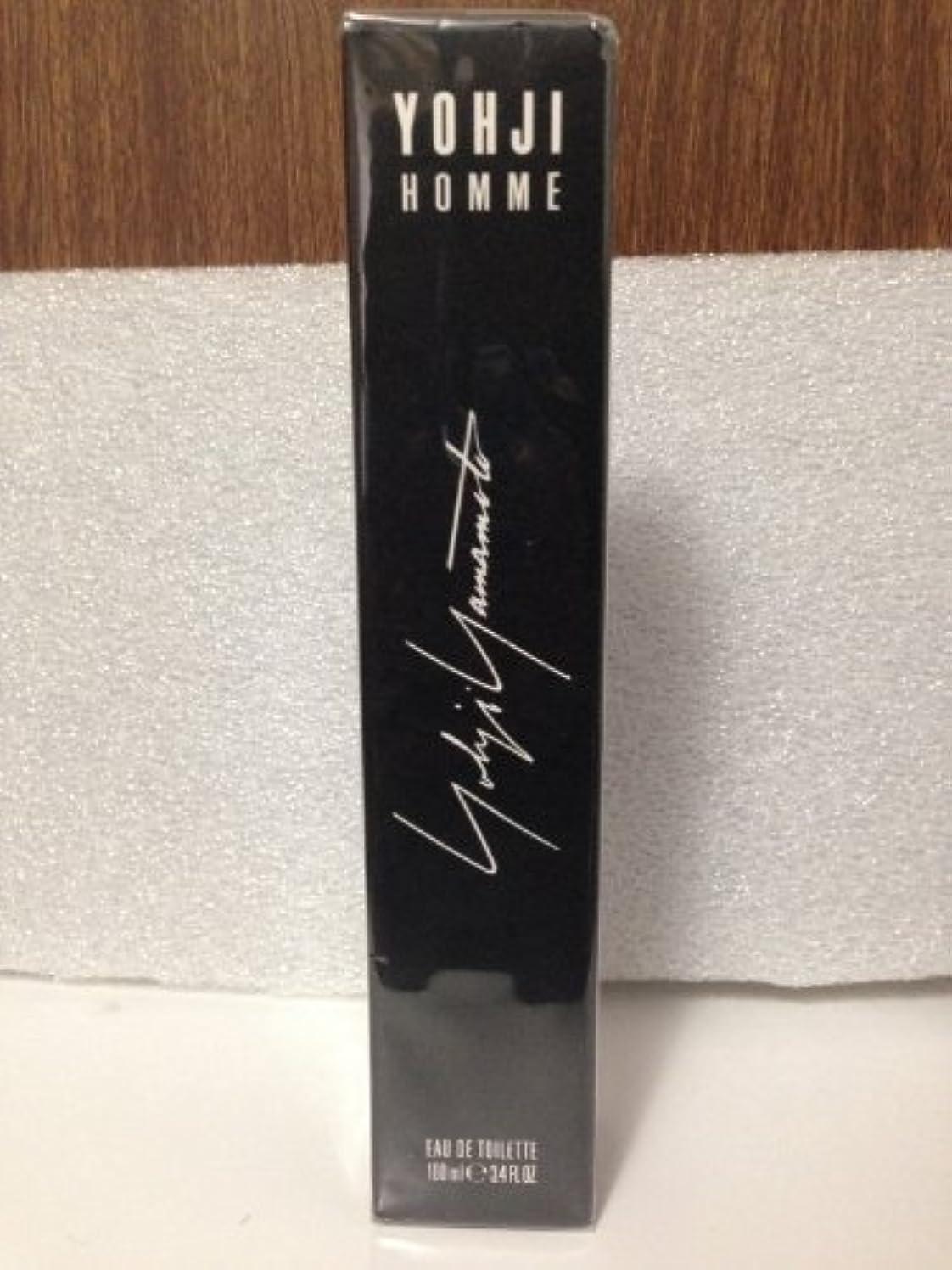 傷跡シェア絶妙Yohji Yamamoto Yohji Homme Eau de Toilette 100ml 2013 year