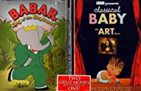 Classical Baby : The Art Show , Babar the King of Elephants - Sam's Club Value Pack