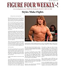 Figure Four Weekly #1022, January 24, 2015: Styles Make Fights and Why WWE Matches Can Be Boring