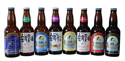 「セット品」千葉の地ビール8本ギフトセット(安房麦酒、九十九...