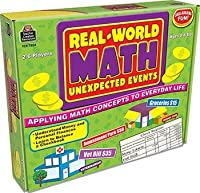 Teacher Educational Products REAL WORLD MATH UNEXPECTED EVENTS [並行輸入品]