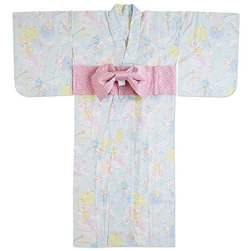 シナモロール 大人浴衣(結び帯)