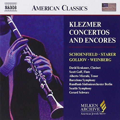 Klezmer Concertos & Encores