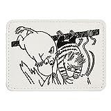 学研ステイフル ムーミン カードケース 刺繍 WHITE F18057